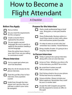 Flight Attendant Resume Monday Resume Pinterest