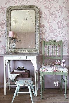 1000 Images About Wallpaper On Pinterest Laura Ashley