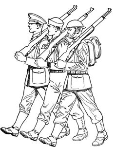 1000 images about veterans day coloring pages on pinterest