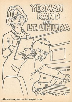star trek coloring pages star trek color and activity books 1978