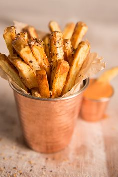 Image result for TRAEGER FRIES WITH CHIPOTLE KETCHUP