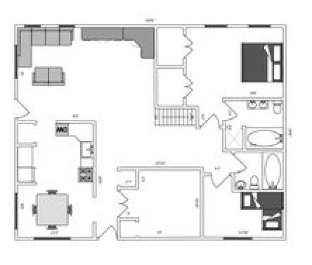 Cottage House Plan Free And Customizable Floor Plans