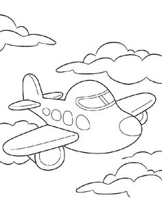 airplanes coloring pages and coloring on pinterest