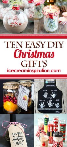 Ten dollar gifts for christmas
