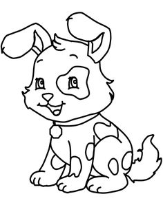 coloring pages coloring and dogs on pinterest