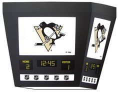 Nhl Pittsburg Penguins Bedroom