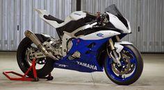 Florescent Yamaha R6 Custom Paint New Design For My R6