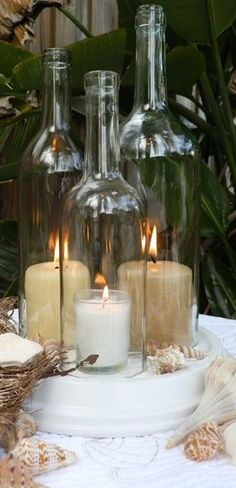 1000 Ideas About Hurricane Candle On Pinterest Lanterns