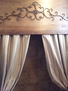 JcPenney Splendor Shower Curtain Amp Cascade Valance