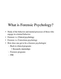 forensic science psychology jobs and forensic psychology on pinterest