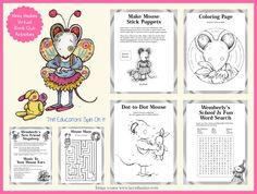 Wemberly Worried Worksheets Free