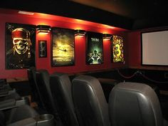 Family Room Ideas On Pinterest Home Theater Decor Home