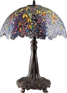 Tiffany Floor Lamp For Behind Reading Chair Master