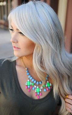1000 images about grey white gorgeous on pinterest grey hair white hair and gray hair