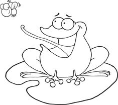 1000 images about frog coloring pages on pinterest frog