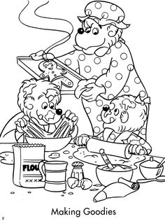 Free Gingerbread Coloring Page Colouring Colouring Pages And Blog