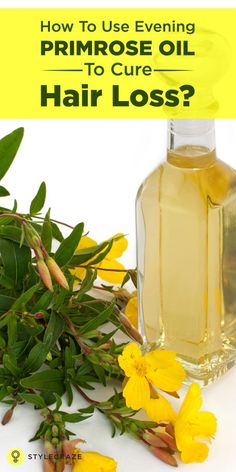 1000 ideas about evening primrose oil benefits on pinterest