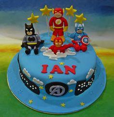 1000 Images About Torte Super Eroi On Pinterest
