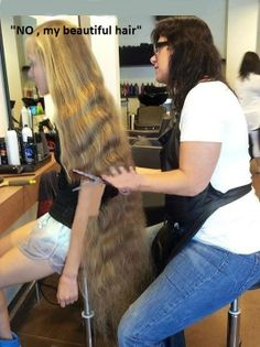 Chop It All She Said Longhairfetish Pinterest