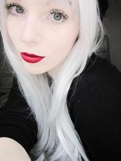 1000 images about white hair on pinterest white hair light blue hair and white out