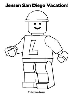 1000 images about san diego on pinterest lego coloring pages