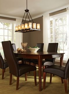 1000 Images About Dining Room Chandeliers On Pinterest