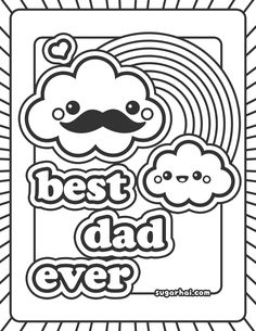 free best mom ever coloring page mom cloud and coloring pages