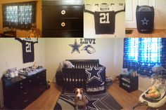 1000 Ideas About Dallas Cowboys Nursery On Pinterest