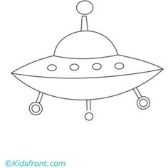 spaceships aliens and coloring pages on pinterest