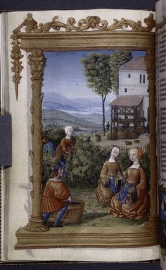 Full-page miniature