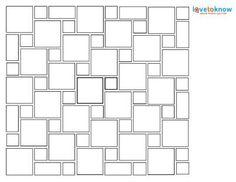 Tile Pattern Kitchen Pinterest Tile Larger And Tile Patterns