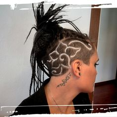 1000 ideas about hair tattoos on pinterest undercut hair tattoo designs and undercut designs