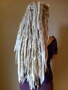 1000 images about white hair on pinterest dreadlocks dreads and white hair