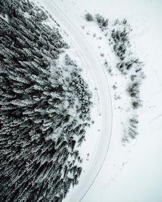 Amazing winter view