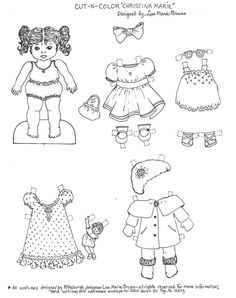 1000 images about paper doll coloring pages on pinterest paper