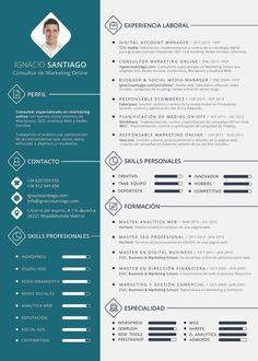 Formato Resume Moderno Plantilla De Editable 23 2147493184