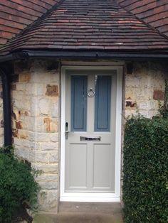 RAL 7044 SILK GREY Front Door Verfkleuren Voor Binnen En