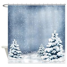 1000 Images About Christmas Bathroom Shower Curtains On Pinterest Christmas Bathroom Shower