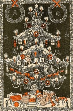 1000 Images About 1920s Christmas Traditions On Pinterest