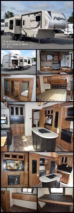 Best Rear Kitchen 5th Wheel