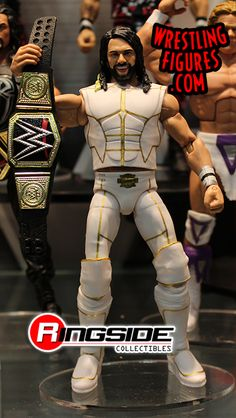 Seth Rollins The Shield Wwe Elite 25 Mattel Toy