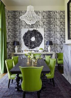 black and white dini