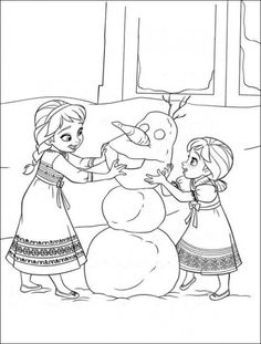 frozen coloring frozen coloring pages and coloring pages on pinterest