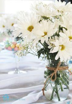 1000 Ideas About Daisy Wedding Centerpieces On Pinterest