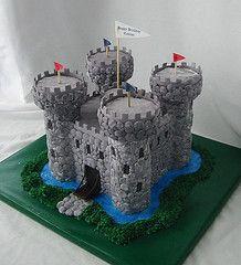 1000 Images About Castle On Pinterest Castle Cakes
