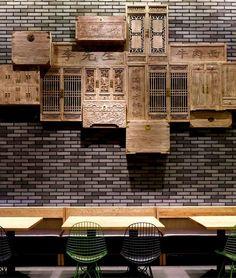Thaipan Studio Transforms Warehouse Into Noodle Restaurant