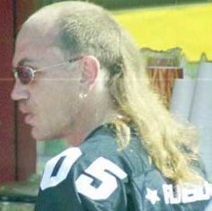 1000 Images About Hotties With Mullets On Pinterest