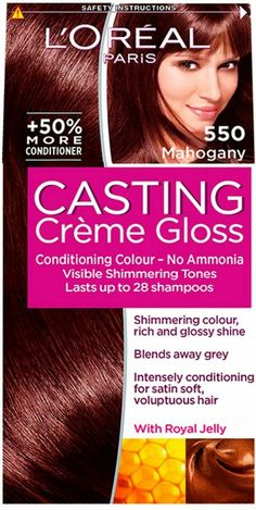 oreal casting creme gloss 316 coiffures cheveux pinterest