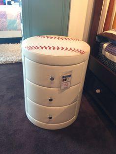 Baseball Themed Bedroom For Kay