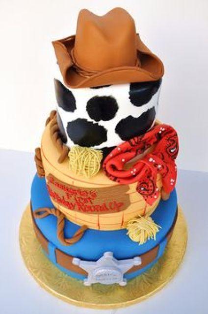 cumpleaños cowboy